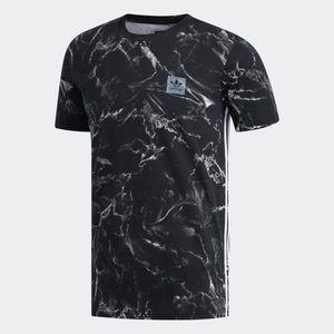 Adidas originals marble stripe tee